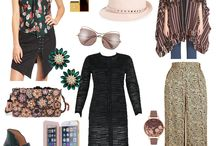 How to pair them / We love how versatile our jackets and signature pieces are. Whether pairing with pieces from the collections or using your wardrobe to create stunning outfits - you're sure to look your absolute best. Here are some style boards we curated to show the many ways to wear Ming Wang.