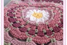 Crochet Mandalas / Just a few short years ago I couldn't find any crochet mandalas on the web. Now they're everywhere. And I love it!
