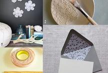 DIY Decor  / Here are a few fun DIY decor ideas that I love!