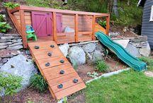 Max's playhouse