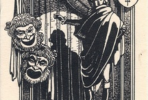 Exlibris / Bookplates  - theatre