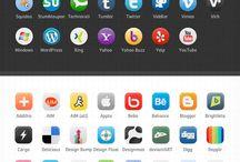 Graphixx / Logos, Icons, graphic art, etc.