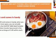 Cooktop Videos & Reviews