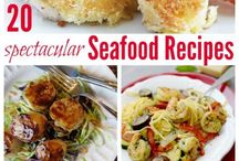 Seafood Recipes / by Casey Wells