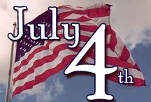 """4th of July / """"Let every nation know, whether it wishes us well or ill, we shall pay any price, bear any burden, meet any hardship, support any friend, oppose any foe, to assure the survival and success of liberty."""""""