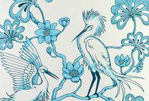 Elegant Bird designs & illustration / Elegant designs & illustration of birds