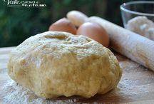 Pasta frolla con ricotta