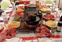 Raclette & Fondue ideas