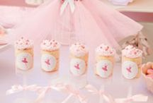 """It's A Girl"" Baby Shower Ideas / Baby Shower Ideas For A Girl"