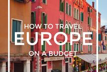Budget Travelling / travelling ideas on a budget