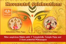 Grand Navaratri Celebrations