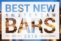 Amsterdam bars / Best new Bars of 2014 in Amsteram