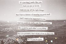 Quotes  / by Kelsey Nye