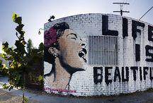 Street Art / Photos of beautiful street art