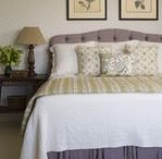 Q&A: Coordinating with a Colorful Headboard / by Mrs. Howard