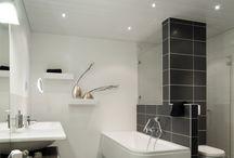 0. Plafond / Aluminium plafond voor de meest vochtige ruimte in de woning: de badkamer