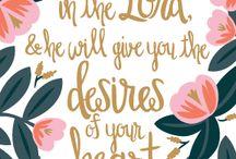 Verses I love