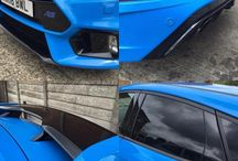 Focus RS Exterior Styling / Ideas for modifying the exterior of your Focus RS Mk3