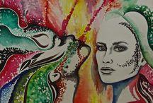 Ellen Linde Art / My art