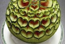 amaizing fruits craft..