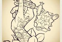 Croquis De Tatouage
