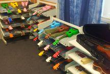 ukulele storage