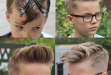 Fredriks hår
