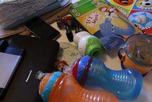Toddler Activities / by Corey Burge