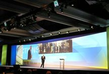 2015 ELFA Convention @ JW Marriott San Antonio / EVENTEQ worked with producer O'Keefe Communications to provide stage set, audio, lighting and video systems for the 2015 ELFA Convention @ the JW Marriott San Antonio