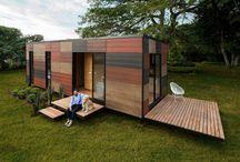 Hus hytte