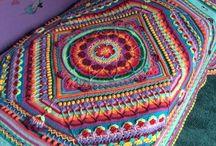 Mandala takaró
