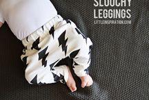 Babykleidung / Rund um die Kleidung