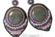 Miriamart - beading / Prestiżowa, fikuśna, elegancja i oryginalna biżuteria autorska :)