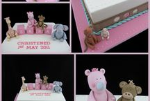 Baby Shower Cakes / by Hamley Bake Shoppe