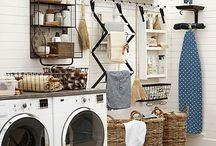 Laundry Room / If you are lucky enough to have a laundry room we have some brilliant ideas for you