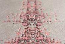 Fabric / print / dye / texture