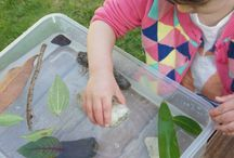Childcare nature activities