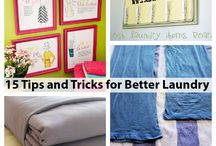 Housework Tips & Tricks