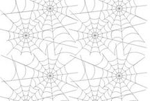 Fall and Halloween Longarm Quilting Designs / Fall and Halloween Longarm Quilting Designs  / by Vickey Hughes