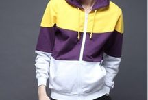 NOT simple Hoodies and Cardigans / A not simple hoodie for a simple day! Special, designed hoodies.