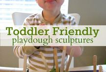 Toddlers / Creative experiences for toddlers to explore