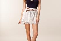 Dress up. / Dresses, skirts, dress wraps, tunics.