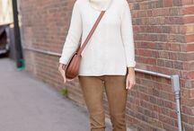suede brown pants