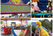 I Love Sesame Place / by Kathie Crowther
