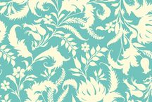 Lovely Patterns / wallpaper and fabric / by Lara Machado