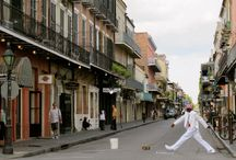 Ride Colorfully -- New Orleans! / by Danielle Kantor