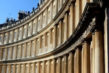 Bath, UK / Photos from Bath and surrounding area / by Chris Maines