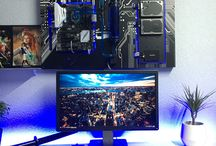 Wall mount PC