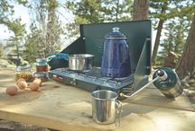 Always Be Prepared - Camping Tools