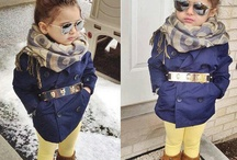 Inspiration for Kids fashion  / by SK